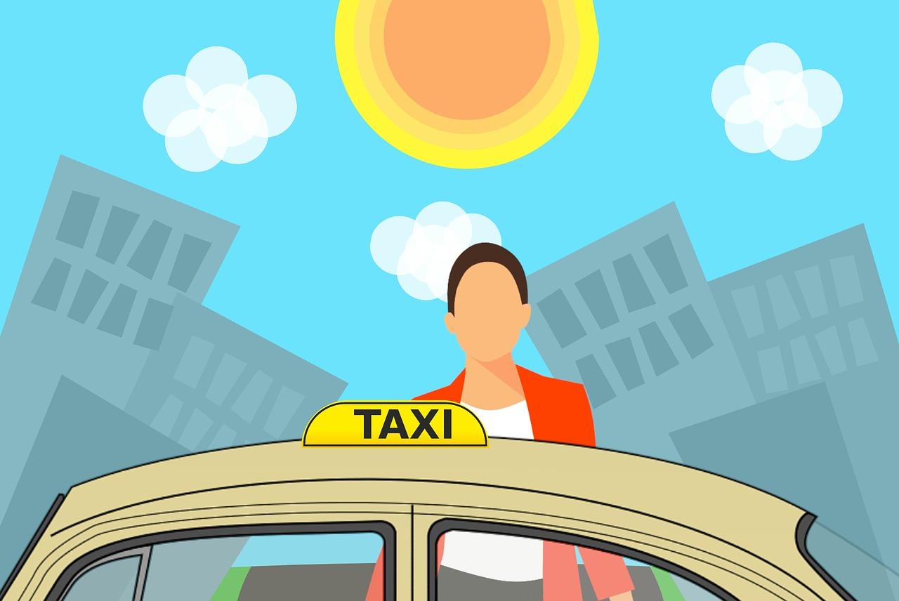 Czy jazda taksówkami po mieście się opłaca?
