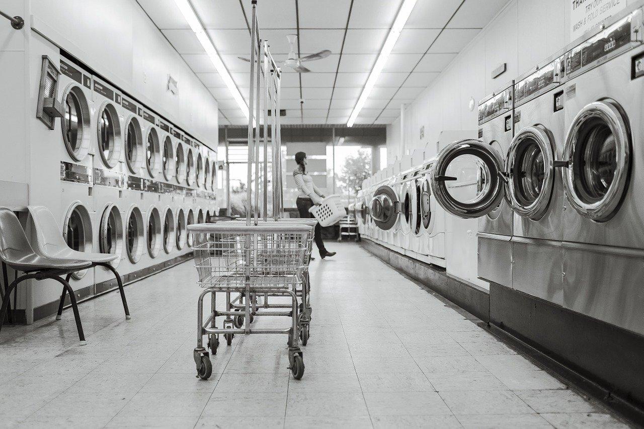 Krótka historia pralni.